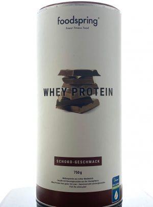 Protein mit Schoko Geschmack