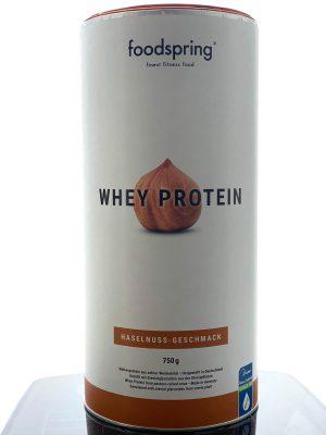 Haselnuss Protein