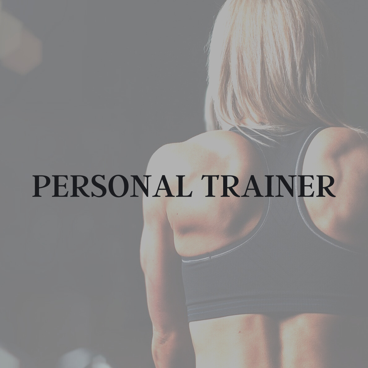 PERSONAL TRAINER-3